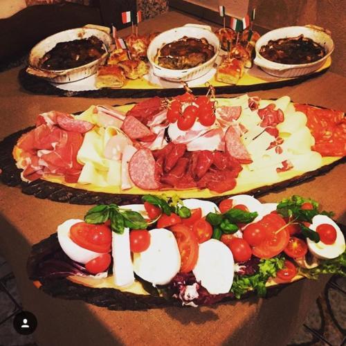 Romana CateringPartyservice Buffet