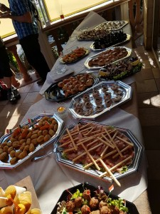 Romana Catering Partyservice Buffet